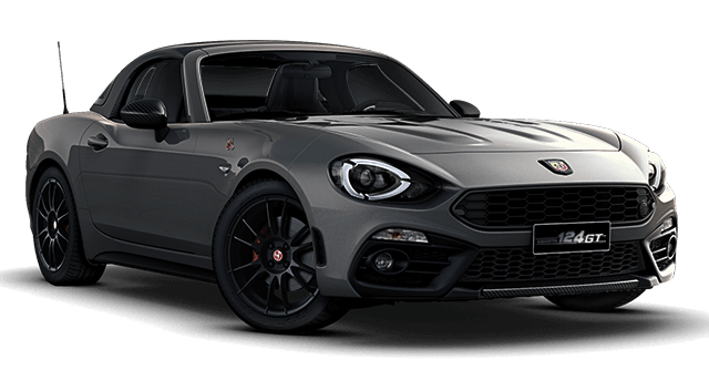 abarth 124 spider turismo sonderedition. Black Bedroom Furniture Sets. Home Design Ideas