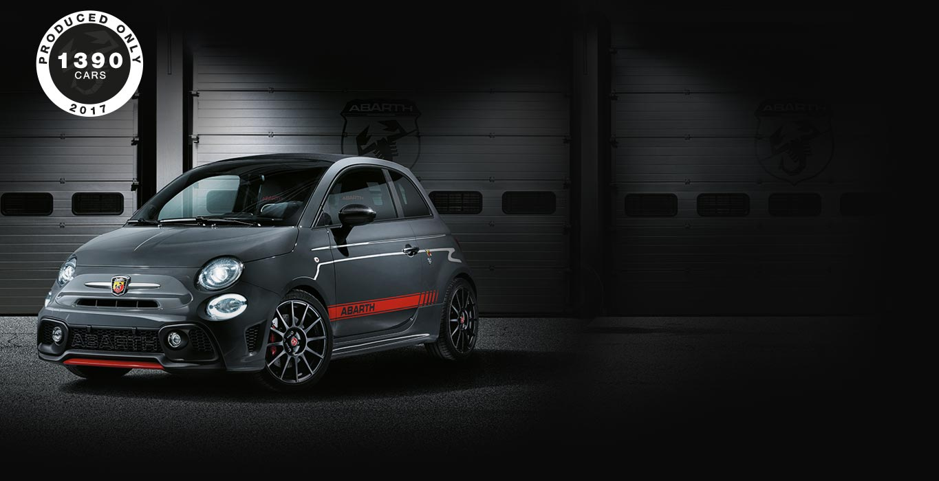 die sonderedition abarth deutschland sportliche modelle. Black Bedroom Furniture Sets. Home Design Ideas